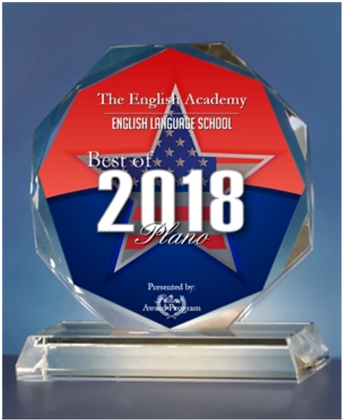 The English Academy 2018 Award.png
