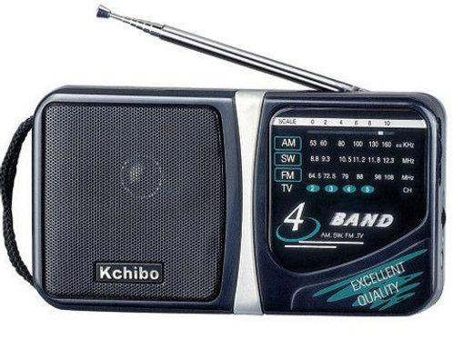 Radio Kchibo Kk204