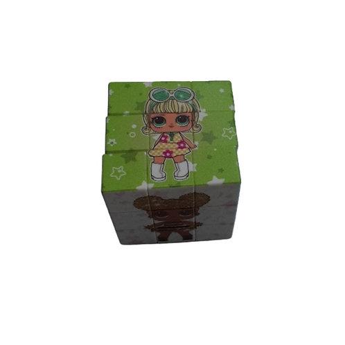 Cubo Magico Lol 9609