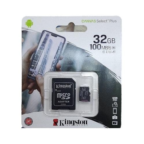 Memoria Kingstone Micro Sd 32Gb