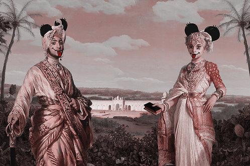 The Maharajah & The Maharani