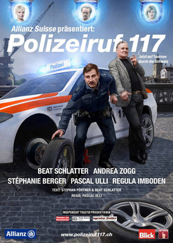 POLIZEIRUF 117 - 2015 bis 2017