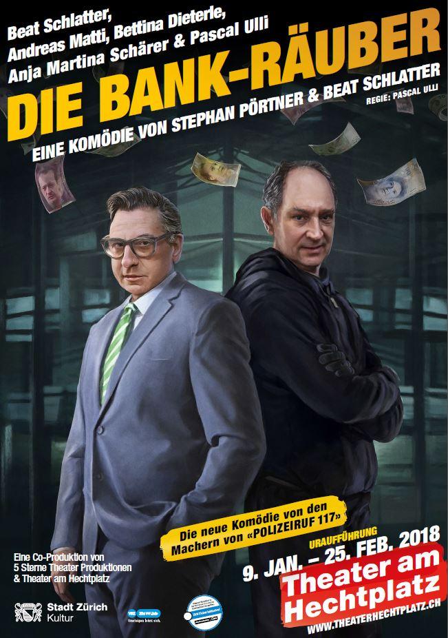 DIE BANKRÄUBER - 2018 bis 2019