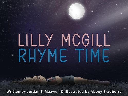 Lilly McGill ~ Rhyme Time (Hardbound)