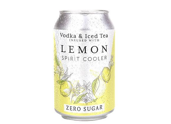 Vodka & Iced Tea - Lemon 330ml | 12-Pack