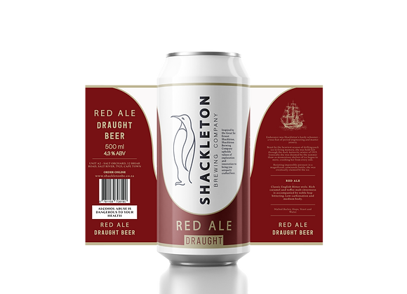 Red Ale Draught | 12-Pack