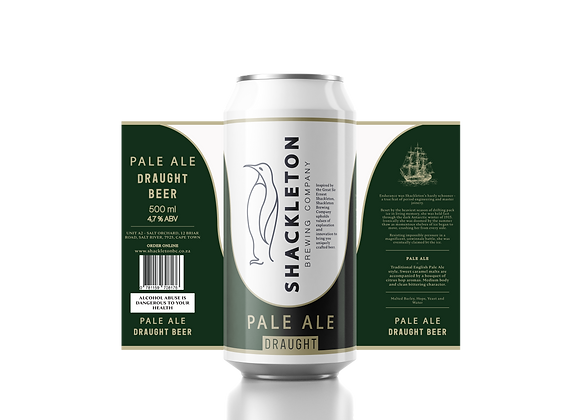 Pale Ale Draught | 12-Pack