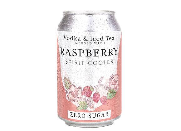 Vodka & Iced Tea - Raspberry 330ml | 12-Pack