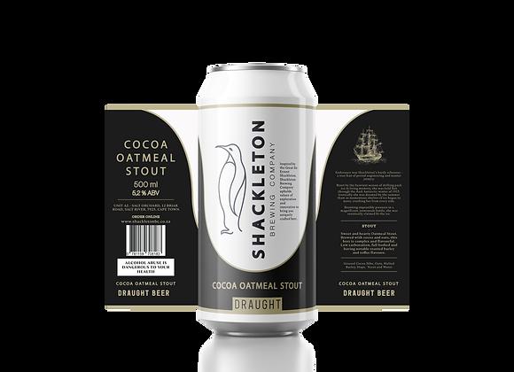 Cocoa Oatmeal Stout | 12-Pack
