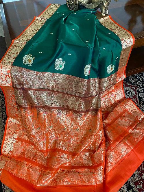 Silk cotton kanjivaram