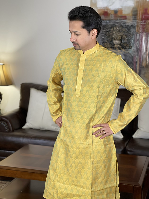 Designer Men's Kurta Set