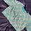 Thumbnail: Fresh n wild Green  Pure silk Brocade