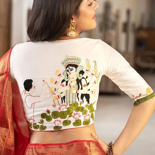 Durga Blouse