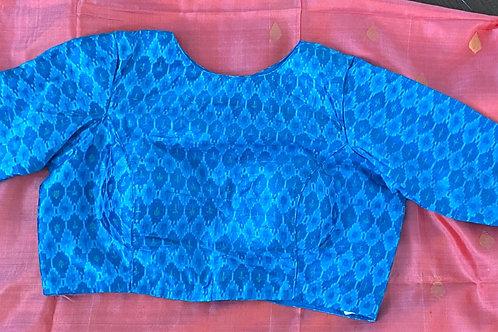 Turquoise Ikkat