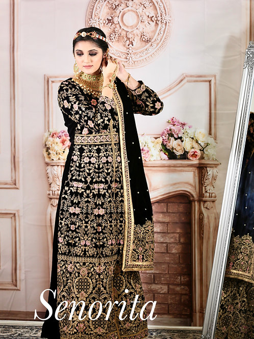 Avantika - Anarkali Party Dress