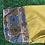 Thumbnail: Mustard yellow kalamkari