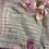 Thumbnail: Floral print tassar