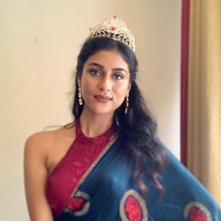 Femina Miss India Finalist - Ruchira Mukherjee