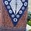 Thumbnail: Pure silk ajrakh shibori
