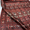 Thumbnail: Dark Red Baluchori silk