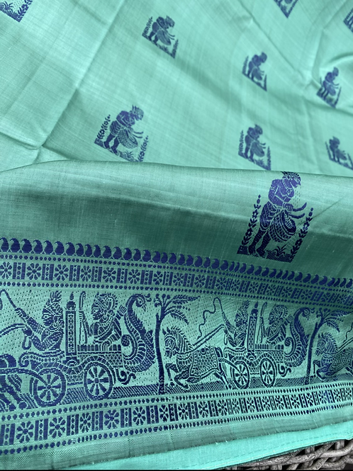 Baluchori silk