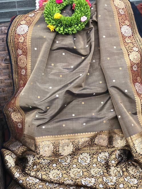 Benarasi silk saree