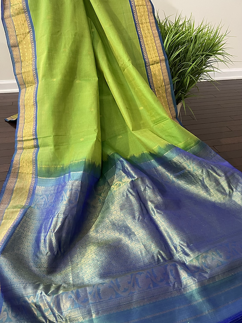 Silk Cotton Gadwal
