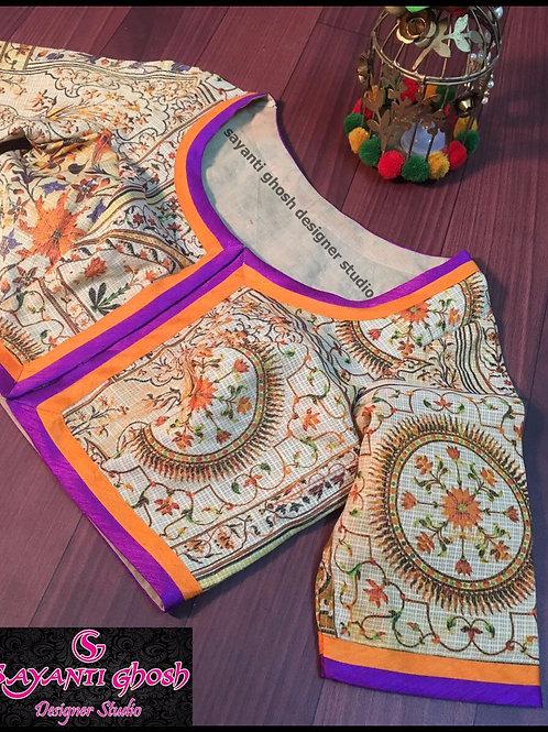 Kota multi color blouse