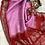 Thumbnail: Pink with red Border  Gadwal