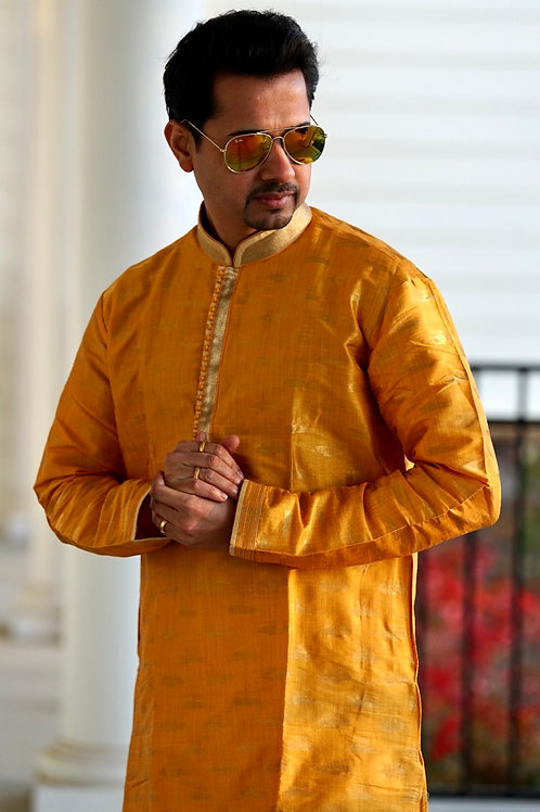 Ethnic Wear Special - Yellow Mustard
