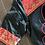 Thumbnail: Swarnachari Black Red Blouse