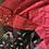 Thumbnail: Red Matka Jamdani with Resham pallu