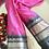 Thumbnail: Pink & Black Gadwal