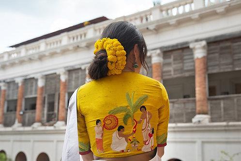 Durga Saptami Blouse