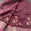 Thumbnail: Linen embroidery with jaccard border