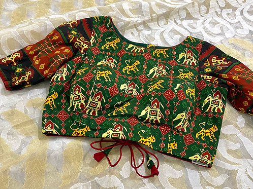 Patola blouse