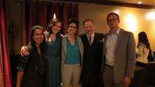 C.J. Graves & Jackie Swanson Win Mentoring Award