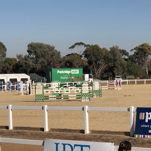 Jumping Victoria State Titles
