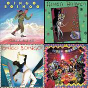 Oingo Boingo - 4-CD Boingo Bundle (RUBY25/26/27/28CD)