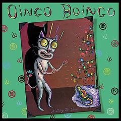 RUBY22LP Oingo Boingo - Nothing To Fear