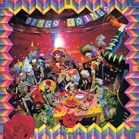 Oingo Boingo / Dead Man's Party (RUBY28CD)