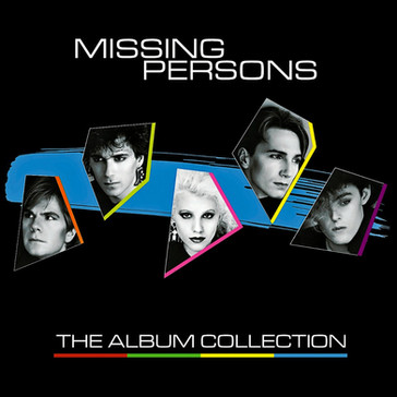 Missing Persons / The Album Collection (3 CD's + Limited Edition Box)