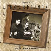 Fingerprintz / The Best of: Bullet Proof Heart RUBY14CD