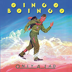 RUBY20LP Oingo Boingo - Only A Lad front