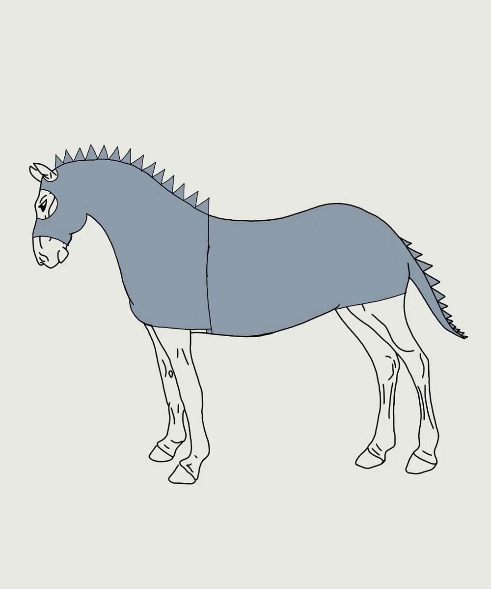 10 Creative Halloween Costumes For Horses