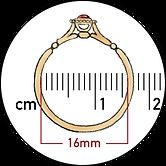 Measure the inside diameter