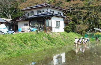 Life in Nagano, spending time with your loved ones