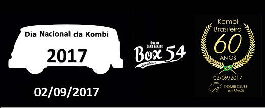 Dia Nacional da Kombi 2017 e 60 Anos Kom