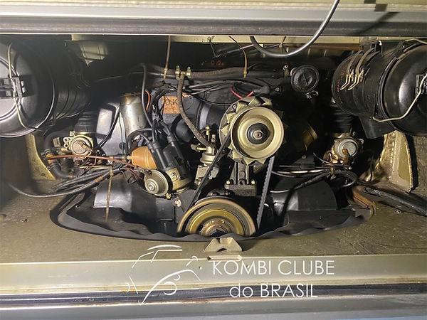 Motor Kombi Conversivel