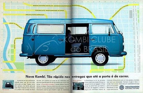 Propaganda Nova Kombi 1997 Carat 0403201
